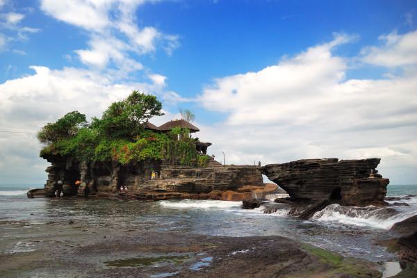 Récit d'un voyage à vélo à Bali (2)