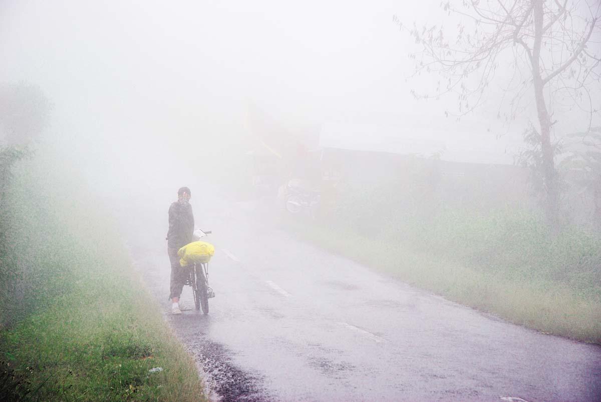 Sacré brouillard