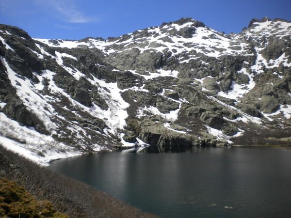 Balade autour des lacs de la Restonica