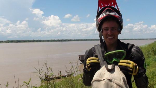 Le Cambodge à moto