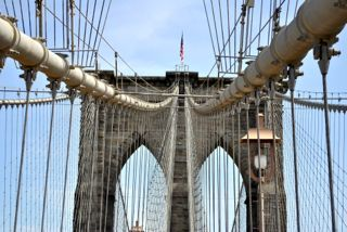 Pont de Brooklin, New-York