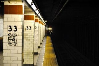 Subway, New-York