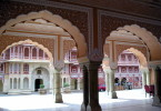 Arches - City Palace Jaipur