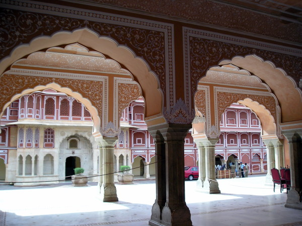 The City Palace, Jaipur la ville rose (2)