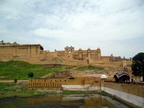 Amber Fort, Jaipur la ville rose (3)