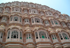 Envolée vers le ciel, Palais des Vents - Jaipur