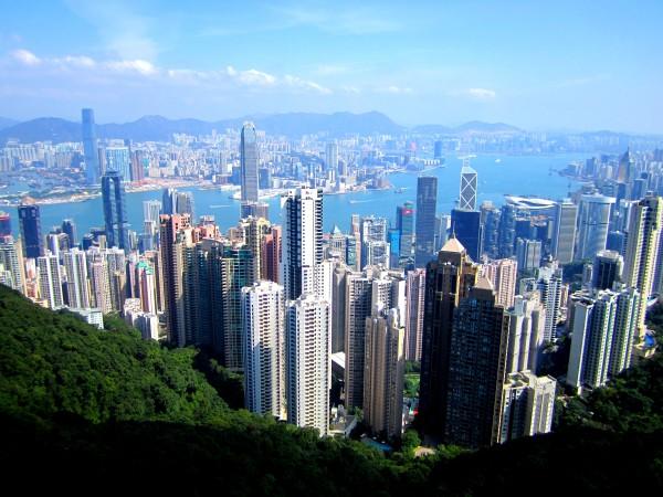 Hong Kong en 10 photos