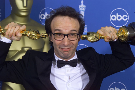 Double Oscar winner for Best Foreign Film and Best