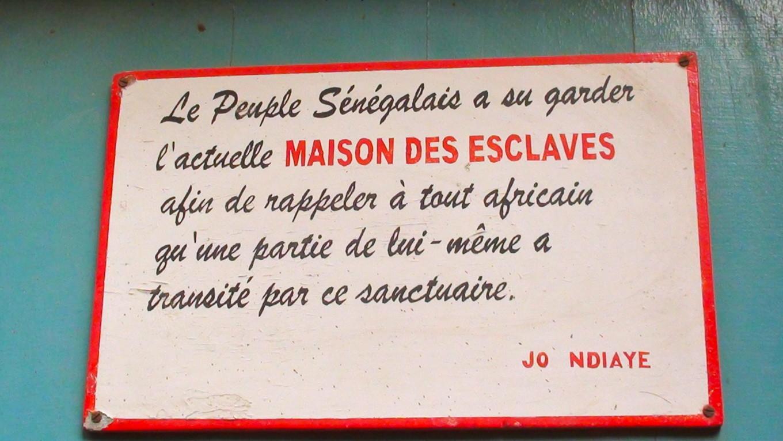 Maison des esclaves, Gorée, Sénégal