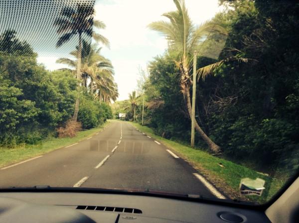 La côte sauvage de la Réunion, de plages en coulées de lave