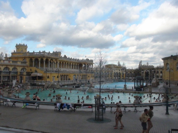 Budapest en un week-end