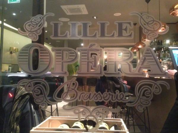 Restaurant Lille Opéra Brasserie