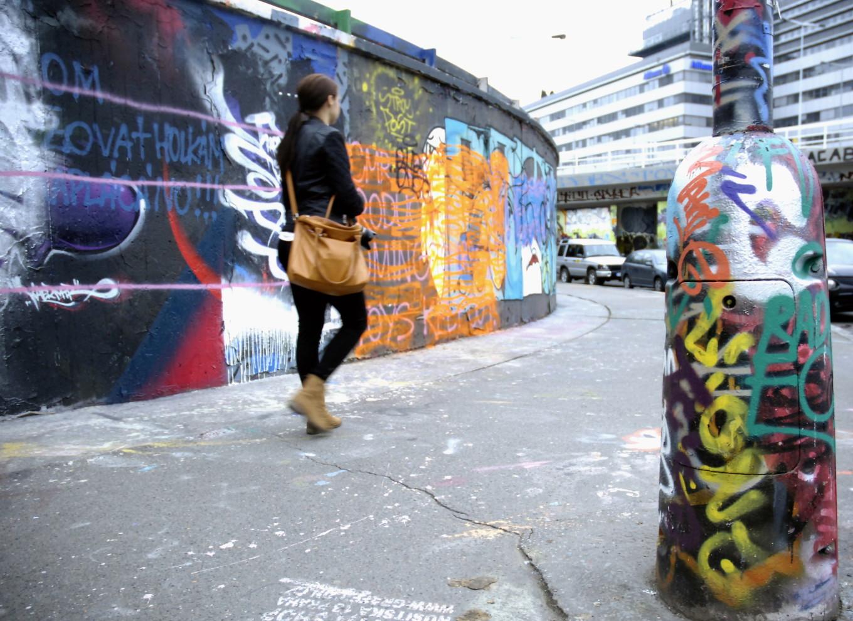 Street Art, Prague, République Tchèque