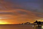 Coucher de soleil, Nouméa, Nouvelle-Calédonie