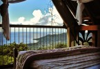 Chambre avec vue, Château Mango, Tendacayou, Guadeloupe