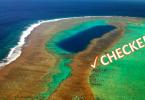 Trou Bleu checked, Nouvelle-Calédonie
