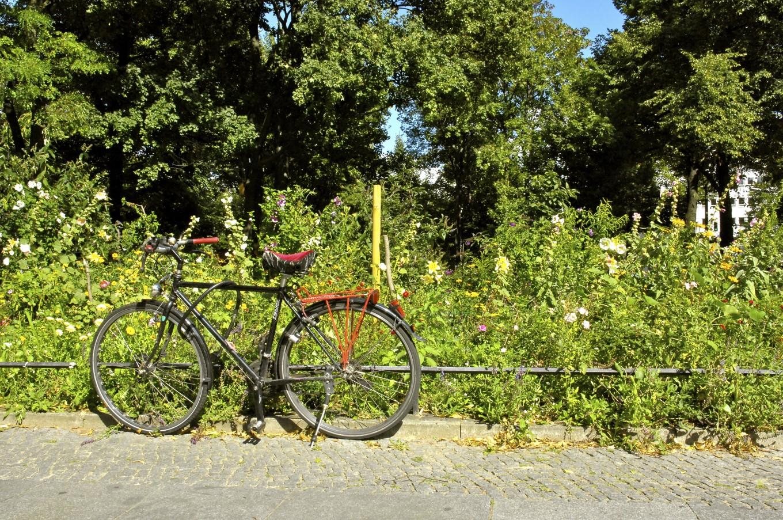 Berlin, ville des vélos, Allemagne