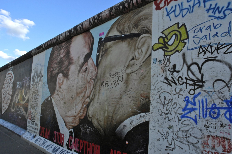 Réconciliation Est/Ouest, Berlin, Allemagne