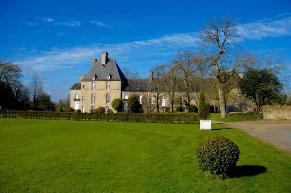 Les Ormes, Dol de Bretagne, France