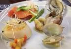Au menu du Sea Me, Lisbonne, Portugal