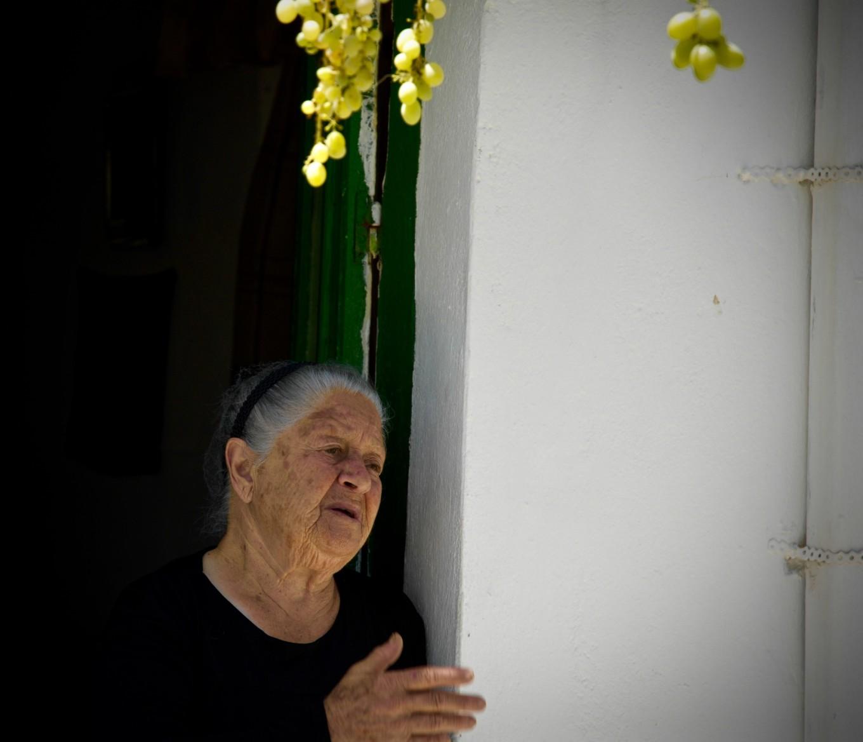 L'hospitalité grecque à Antimachia, Kos, Grèce