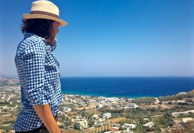 Vue sur le golfe de Kefalos, Kos, Grèce