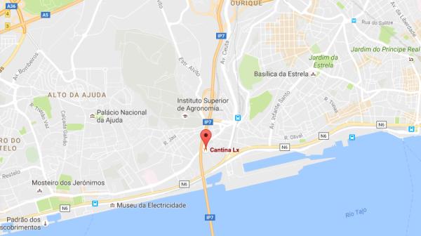 Cantina LX, Lisbonne, Portugal