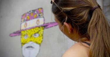 Découverte des graff de Paris, Art and Town, France