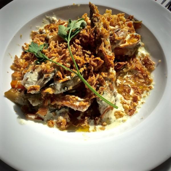 Ceviche de sardines, La Cantina, Lisbonne