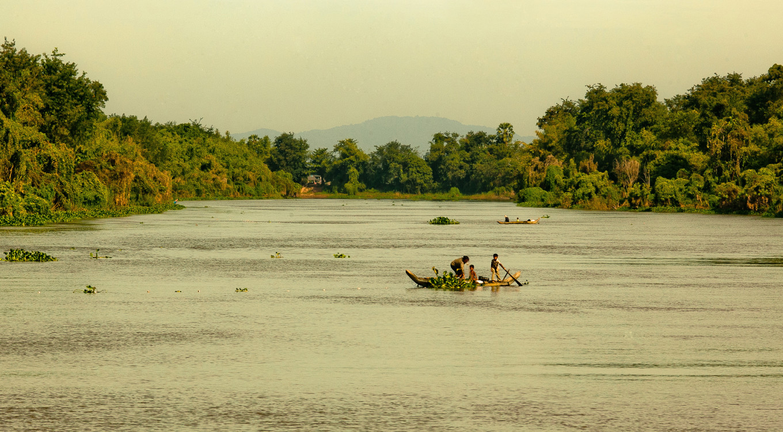 Pêcheurs, Tonle Sap