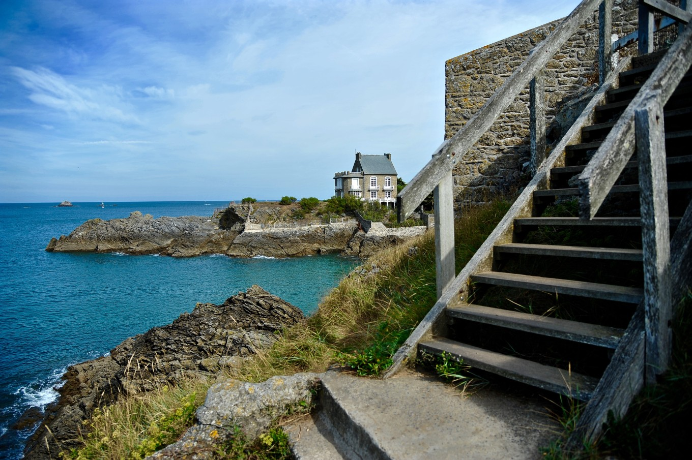 Couleurs de Bretagne, Pointe de la Varde, France