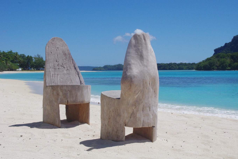 Plage de Port Orly, Vanuatu