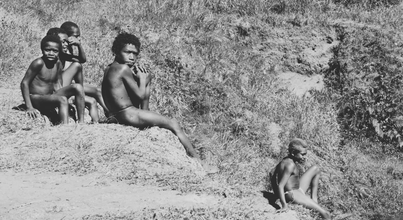 Tribu authentique de Santo, Vanuatu