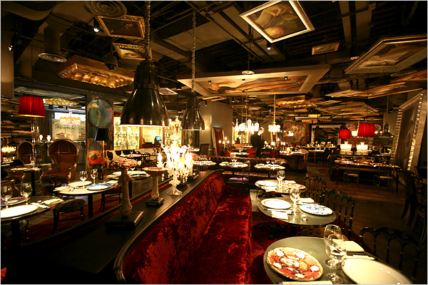 Lan Club, le restaurant fusion à découvrir absolument à Beijing