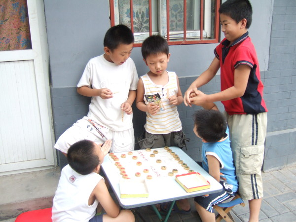 Beijing par quartier : Les Hutong