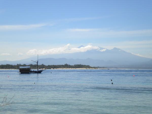 Récit d'un voyage à vélo à Bali : îles Gili (13)