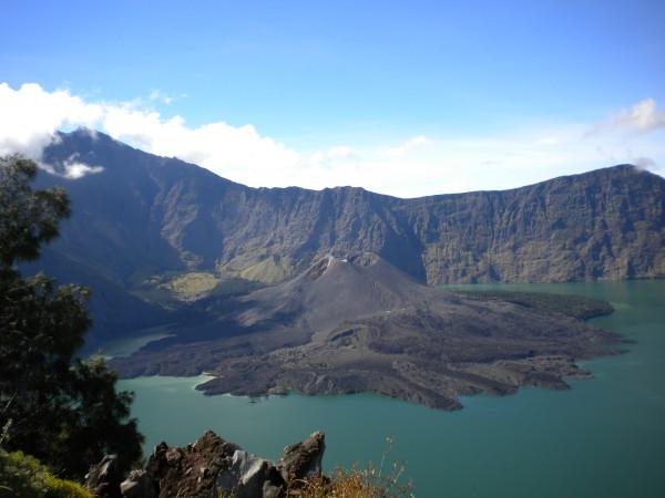 Récit d'un voyage à vélo à Bali : Gravir le Rinjani (17)