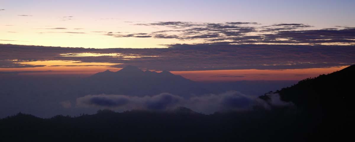 L'ombre la plus haute à l'horizon sera notre prochain sommet!