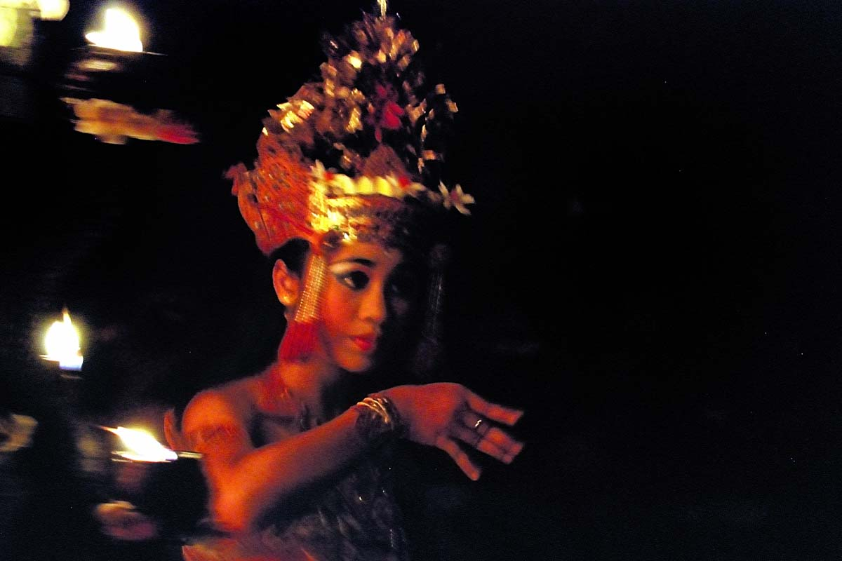 Une Princesse Balinaise