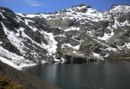 Lac de Melo (1711 m), vallée de la Restonica.