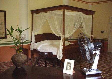 La Villa, maison coloniale au coeur de Battambang