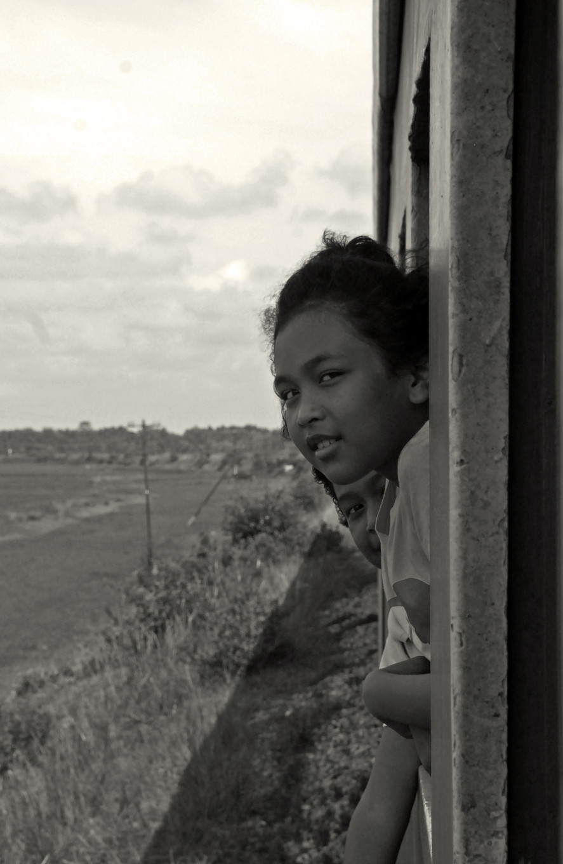 Dans le train pour Aryanaprathet