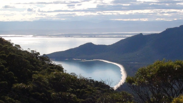 Vers Wineglass Bay, trek au Freycinet National Park – Tasmanie (2)