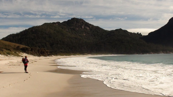 Vers Wineglass Bay, trek au Freycinet National Park – Tasmanie (3)