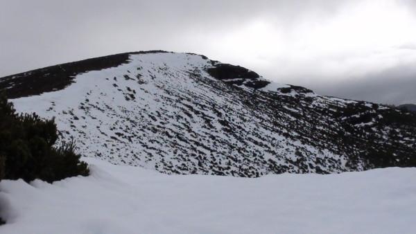 Gravir le Mont Rufus