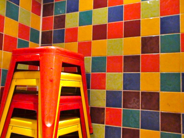 Broc'bar, une terrasse kitsch à Lyon