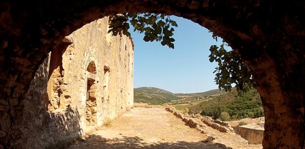Calenzana ou le château oublié d'un Bonaparte