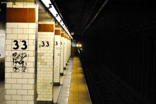Subway, New-York