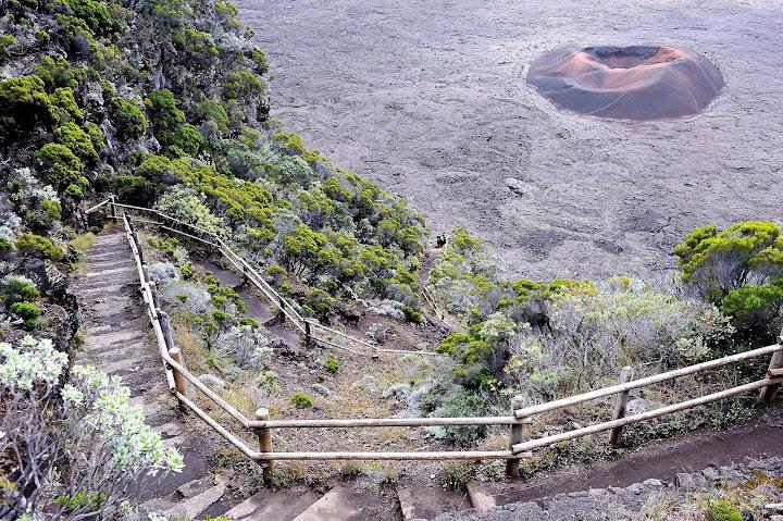 Fornica Léo Piton de la Fournaise volcan Reunion