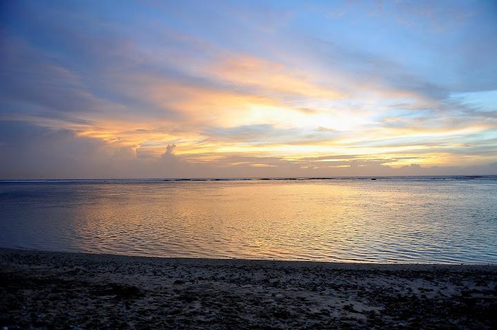 coucher de soleil Reunion Saint-Denis